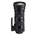 Used Sigma 150-600mm Sport for Nikon F - Excellent