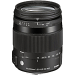 Used Sigma 18-200mm f3.5-6.3 C Macro for Canon EF - Excellent