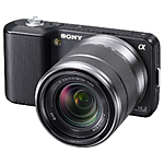 Sony Nex-3 With 18-55MM [D] - Excellent
