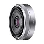 Used Sony E 16mm f/2.8 - Silver [L] - Excellent