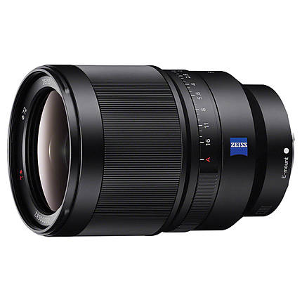 Used Sony FE Distagon T* 35mm f/1.4 ZA - Excellent