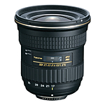 Used Tokina 17-35mm F/4 AT-X Pro Nikon F - Excellent