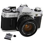 Used Canon A-1 35mm SLR [F] - Fair