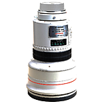 Used Canon 200MM F/1.8 L USM Lens [L] - Fair