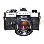 Used Fujica ST705 35mm SLR w/ 50mm F/1.8 - Fair