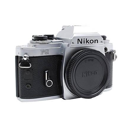 Used Nikon FG 35mm Film SLR - Fair