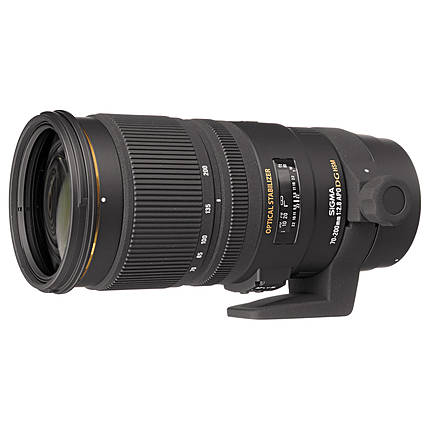 Used Sigma APO EX DG OS HSM 70-200mm f/2.8 Canon EF - Fair