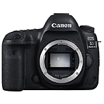 Used Canon EOS 5D Mark IV Digital SLR Camera Body - Good