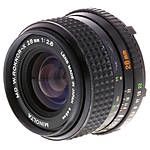 Used Minolta 28MM F/2.8 Rokkor-X MD Lens [L] - Good