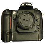 Used Nikon N80 35mm SLR Body Only [F] - Good