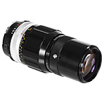 Used Nikon NIKKOR-Q 200mm f/4 Non Ai - Good