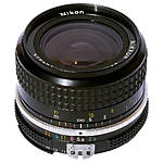 Used Nikon 28mm f/3.5 Ai - Good