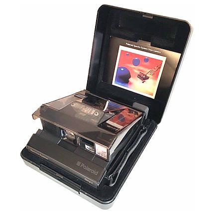 Used Polaroid Spectra Onyx Edition w/ Case - Good