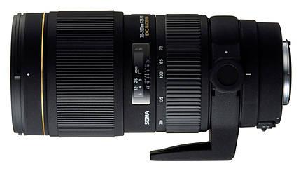 Used Sigma 70-200mm F/2.8 APO DG HSM Canon EF - Good