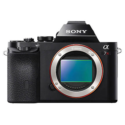 Used Sony Alpha a7R 36.4MP Camera Body Only [D] - Good