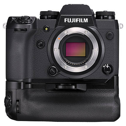 Used Fujifilm X-H1 Body with Vertical Power Booster Grip Kit [D] - Like New
