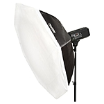 *Opened Box* Phottix 110cm Luna Folding Octa Softbox