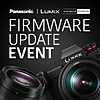 *FREE RSVP* Panasonic Lumix Firmware Update Event