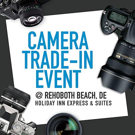 *FREE RSVP* Rehoboth Beach, DE Trade-in Event