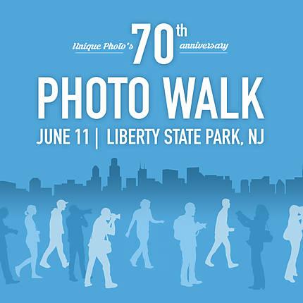 Unique Photo 70th Anniversary NJ Photo Walk