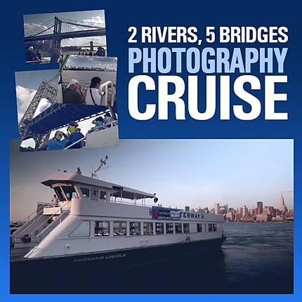 2 Rivers, 5 Bridges Photography Cruise (Sponsored by Sony)
