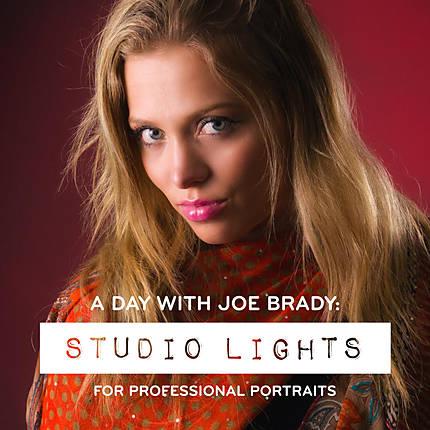 A Day with Joe Brady: Studio Lights for Professional Portraits
