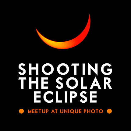 *FREE RSVP* Shooting the Solar Eclipse Meetup at Unique