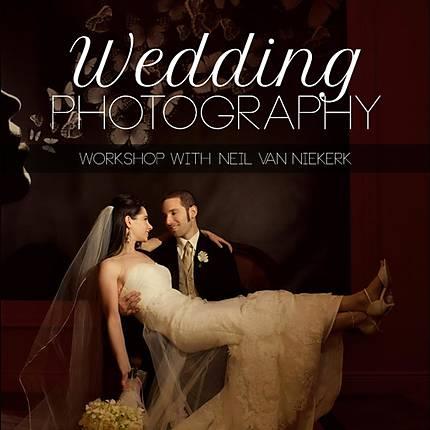 Wedding Photography Workshop with Neil van Niekerk