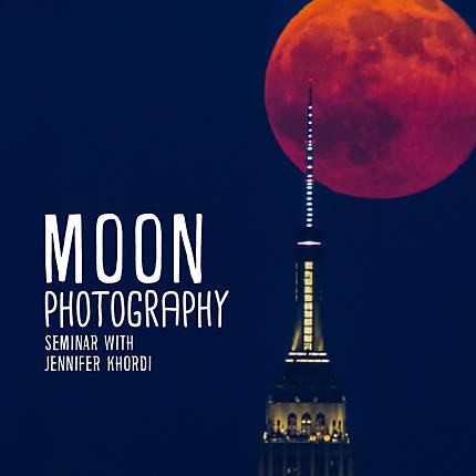 Moon Photography Seminar with Jennifer Khordi