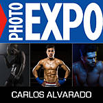 EXPO: Boxer Photo Shoot with Carlos Alvarado (Hensel)