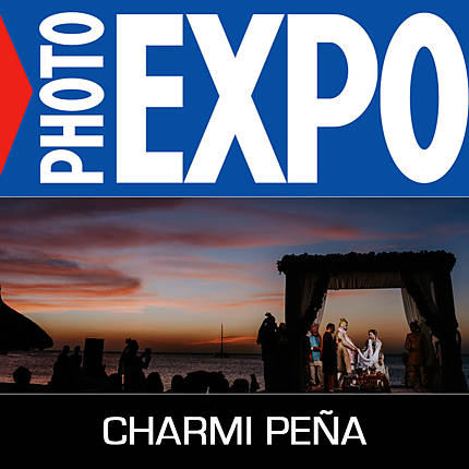 EXPO: Capturing Beauty and Culture in Indian Weddings with Charmi Pena