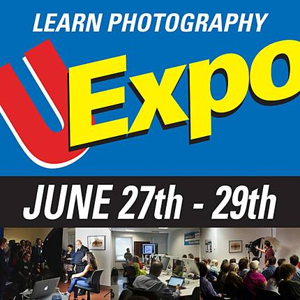 EXPO: Posing and Lighting with Canon Explorer of Light Hanson Fong (Canon)