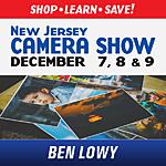 NJCS: Sunday Portfolio Reviews with Ben Lowy (Sony)