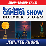 NJCS: Moon Photography with Jennifer Khordi