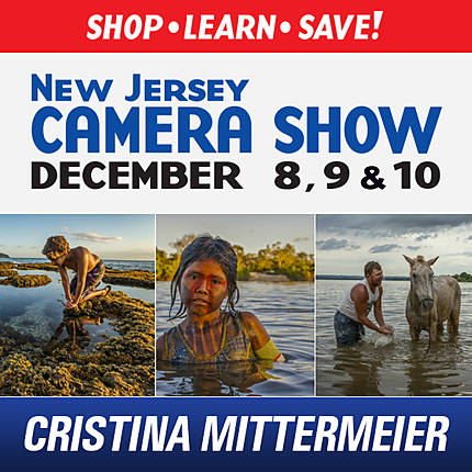 NJCS: Waters Edge with Cristina Mittermeier (Sony)