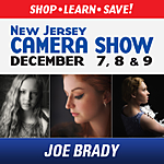 NJCS: Dramatic Portraits with Studio Strobes with Joe Brady (Hensel)