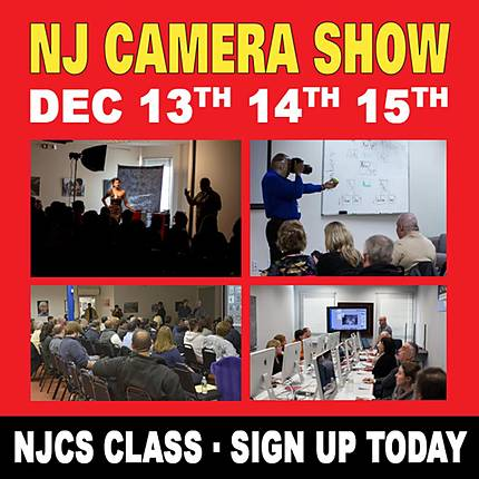 NJCS: How to Achieve the Look with Robert Harrington and ExpoImaging