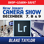 NJCS: Basics of Lightroom - Library Module with Blake Taylor