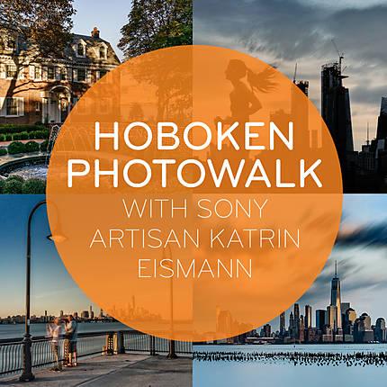 Hoboken Photowalk with Sony Artisan Katrin Eismann (Sony)