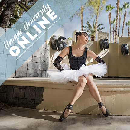 UUOnline (Free): Capturing the Art of Ballet with Judy Host