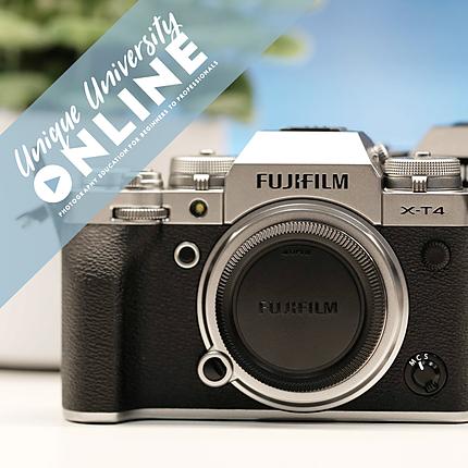 UUOnline (Free): Fujifilm X-T4 First Look with John Haggerty