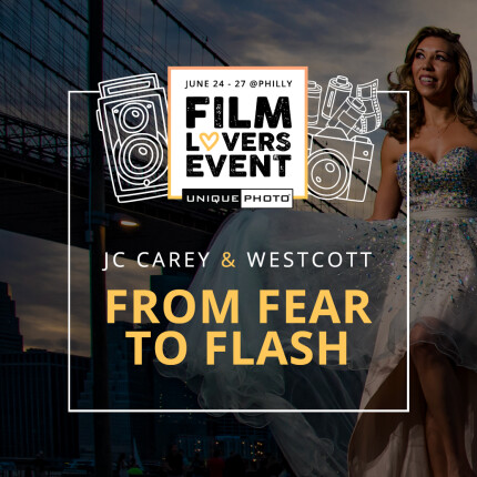 Film Lovers Event: From Fear to Flash with Westcott (Philly)