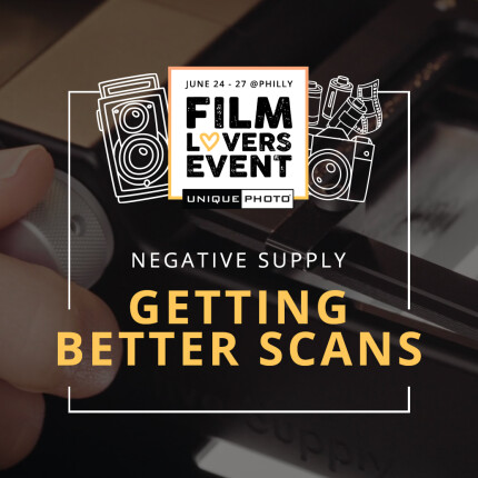 Film Lovers Event: Getting Better Scans with Your Digital Camera (Philly)
