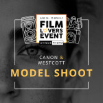 Film Lovers Event: Model Shoot with Canon and Westcott (Philly)