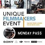 Unique Filmmakers Event: Monday Pass