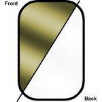 Westcott 48 X 72 Inch Gold/White Panel