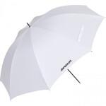 Westcott Standard Umbrella - Optical White Satin Diffusion 45in