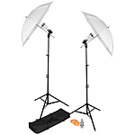 Westcott uLite LED 2-Light Umbrella Kit