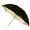 Westcott 45 Inch Gold  Umbrella WIth Black Backing