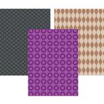 Westcott 3-Pack Modern Vintage Backdrop Bundle (Trinity Swank Diva)